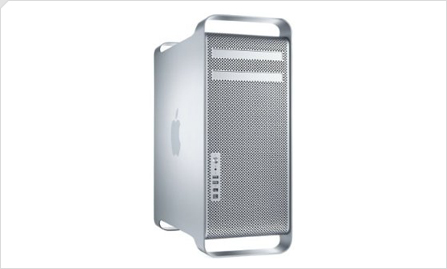 Apple MacPro Quad Core Computer