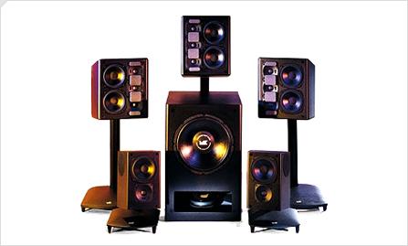 M&K Sound MPS-2510 System