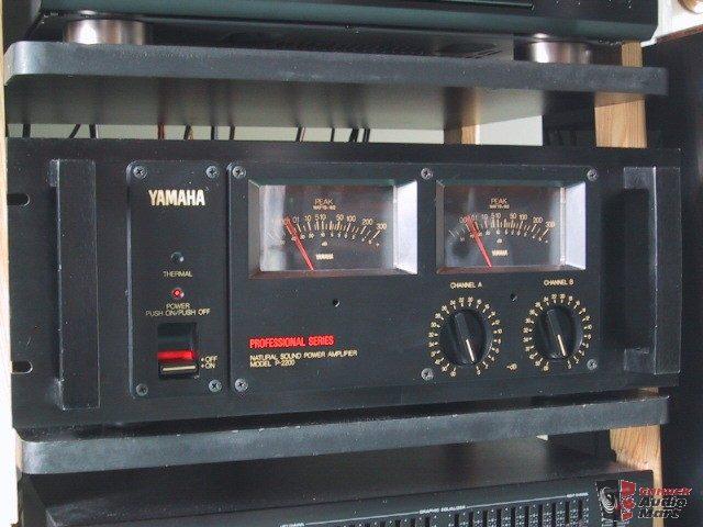 Advanced Audio Yamaha P 2200