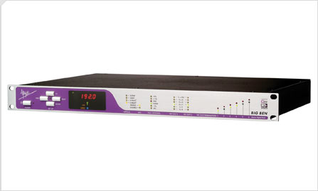 Apogee Big Ben. 192khz Master Studio Clock Daily Rate: $40. Quantity