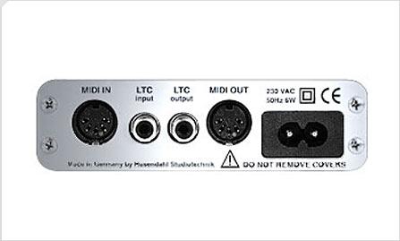 Advanced Audio - Rosendahl MIF