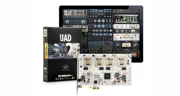 Universal Audio UAD-2 Quad Omni